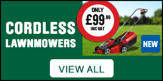 Cordless Lawnmowers. View all