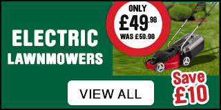 Electric Lawnmowers. View all