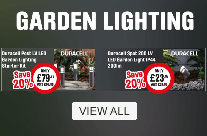 Garden Lighting. View all
