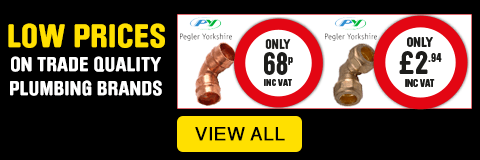 Low prices on trade quality plumbing brands. View all