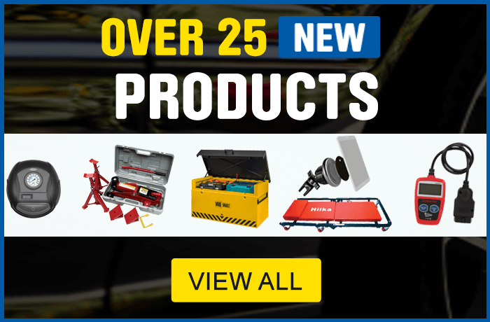 over 25 new products - automotive