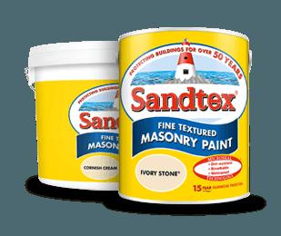 Sandtex - ultra smooth masonary paint - Toolstation