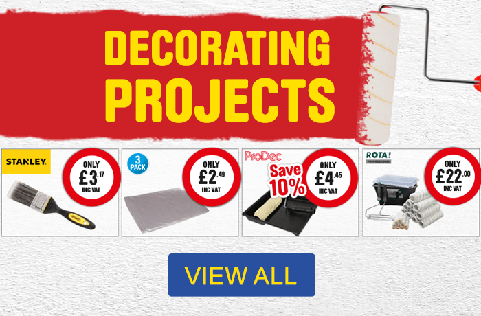 Decorating Projects. View all