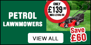 Petrol Lawnmowers. View all