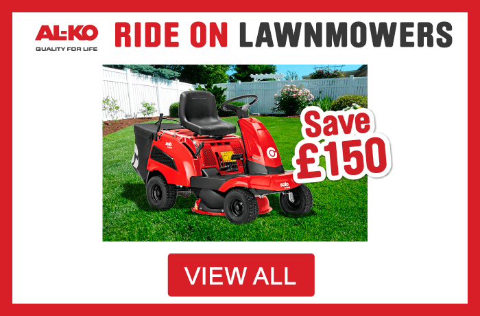 Ride On Lawnmowers. View all