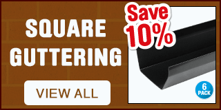 Square Guttering. view all