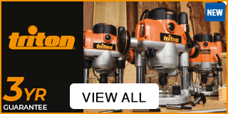 Triton Power Tools. View all