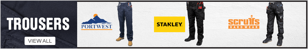 Workwear trousers - view all.