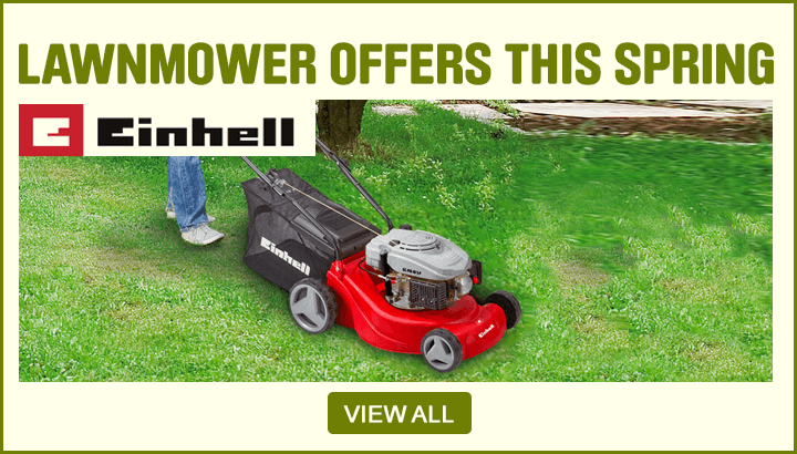 Lawnmowers offers this spring. View all