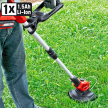 Einhell - Power X-Change 18V 24cm Cordless Grass Trimmer