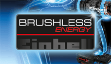 Einhell - Brushless Technology
