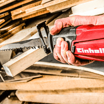 Einhell - Power X-Change TE-AP 18V Li-Ion Cordless Reciprocating Saw Body Only