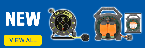 New cable reels - view all