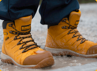 DeWalt Saftey Footwear