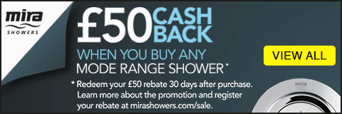 Mira £50 cash back - view all