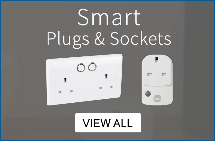 Smart home plugs and sockets - view all
