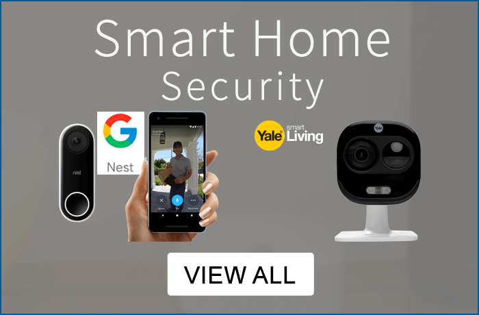 Smart home security - view all