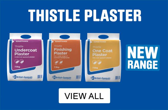 New range Thistle Plaster - view all