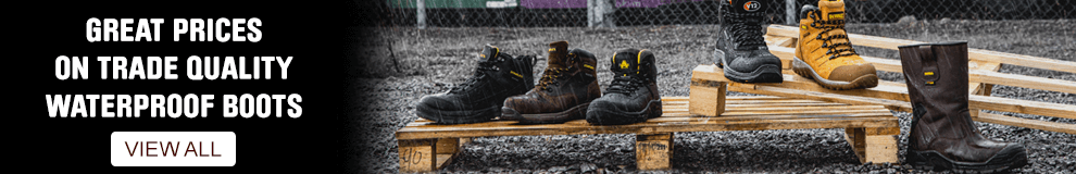 Trade quality waterproof boots - view all