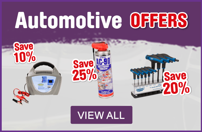 automotive offers - view all