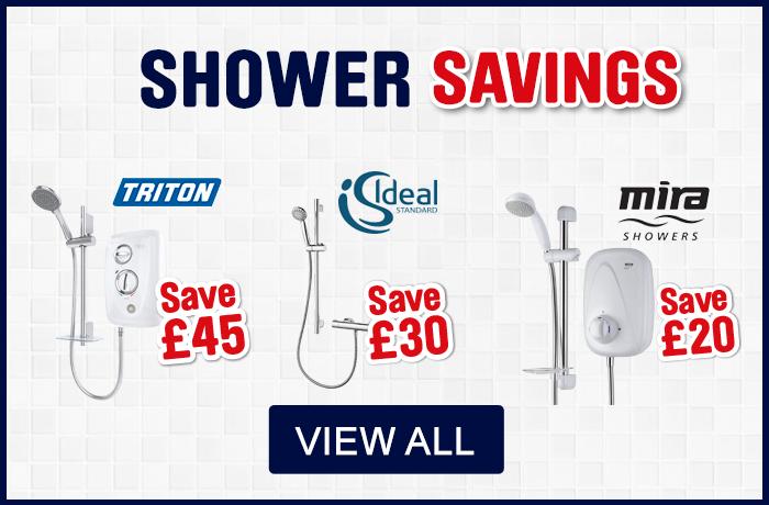 Shower savings - view all