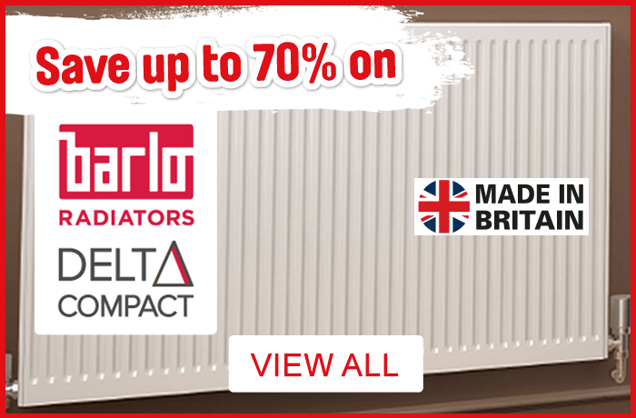 save up to 70% on Barlo radiators - view all