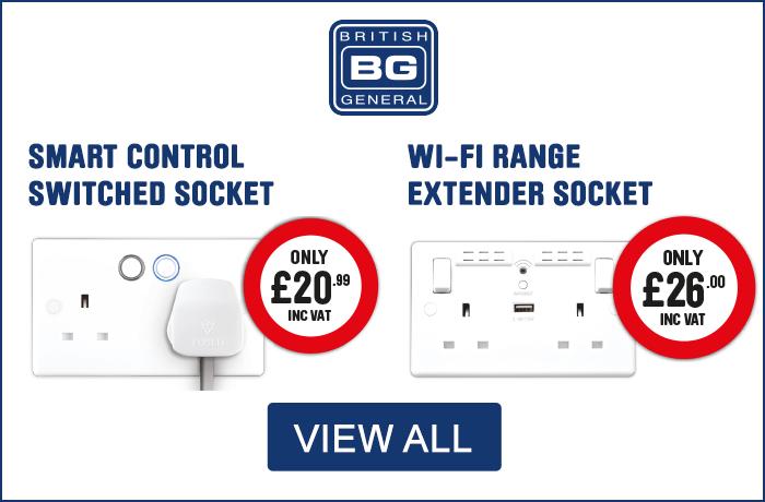 BG British General sockets - view all