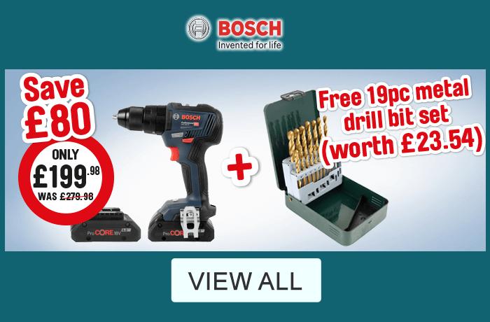 Bosch 18V Combi Drill Offer - Buy Now
