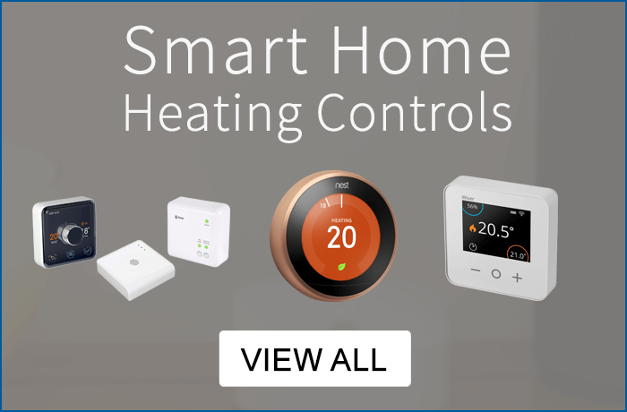 Smart home heating controls - view all