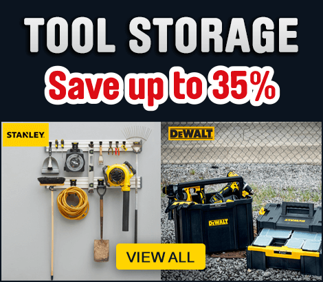 tool storage offers - view all