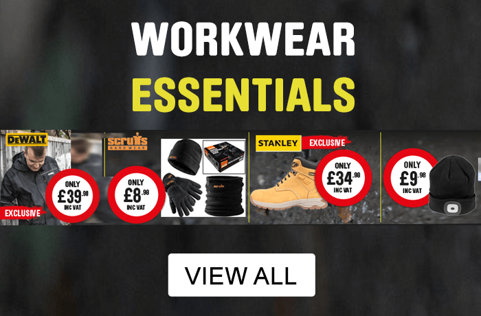 Workwear essentials - view all