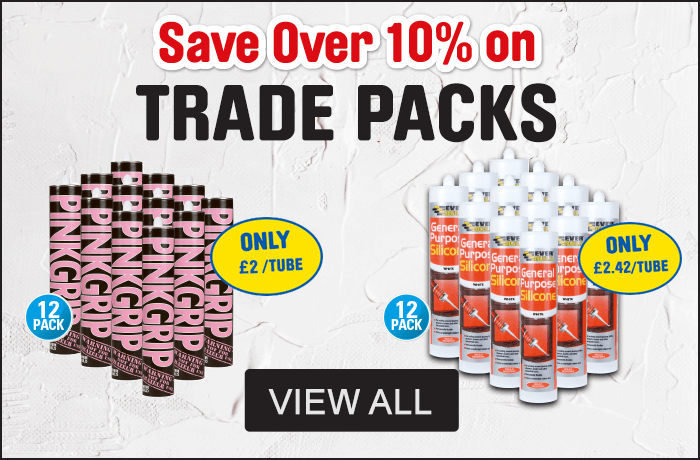 Save over 10% with our Trade Packs - View All