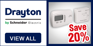 Drayton Thermostats. View All