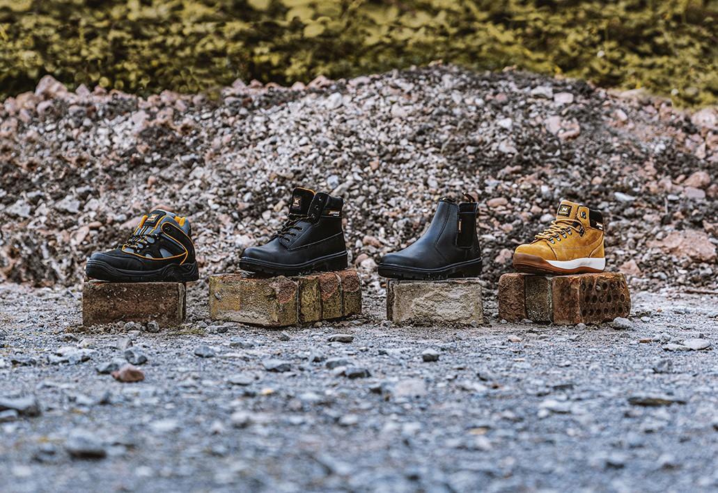maverick safety boots