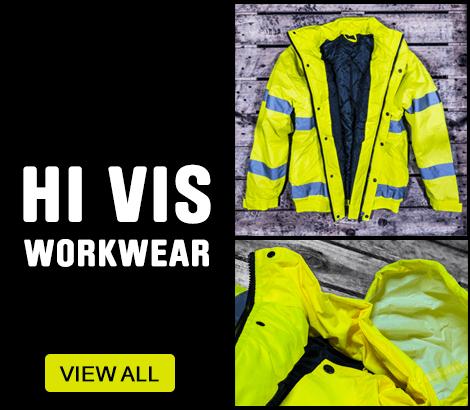 Hi Vis Workwear - View All
