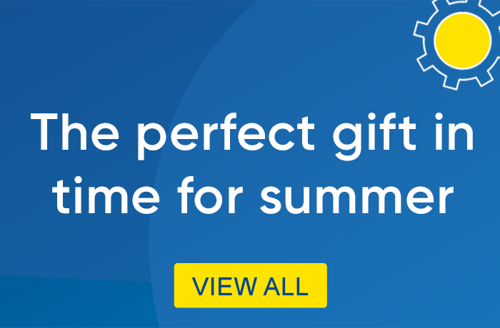The perfect gift in time for summer - View All