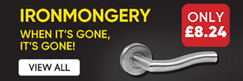 Ironmongery Clearance View All