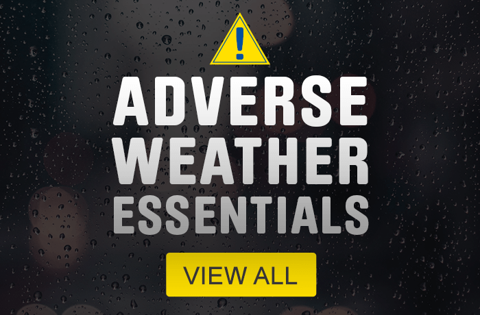 Adverse Weather Essentials. View All