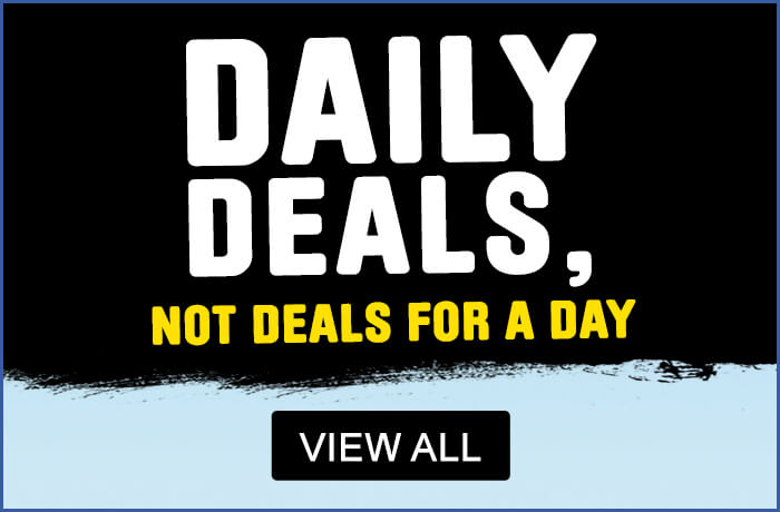 Daily Deals, Not Deals For A Day