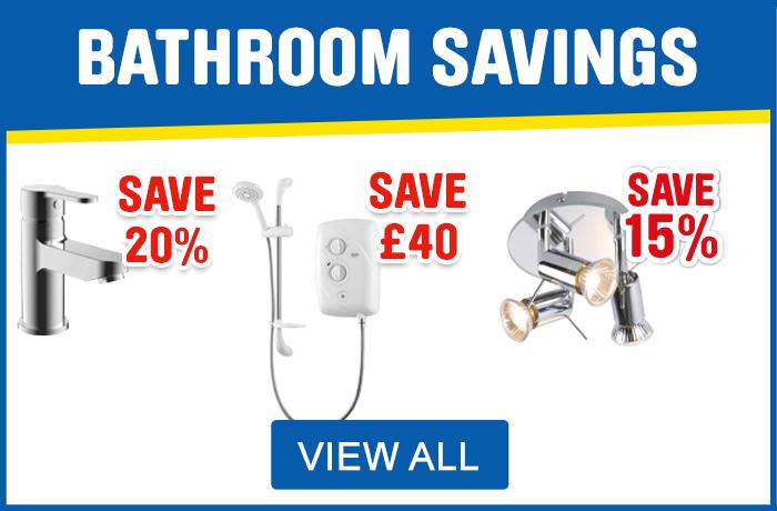 Bathroom Savings – View All