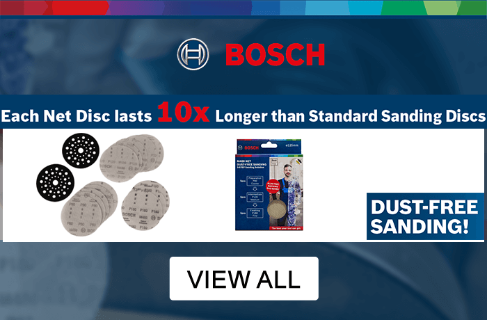 Bosch Accessories - View All