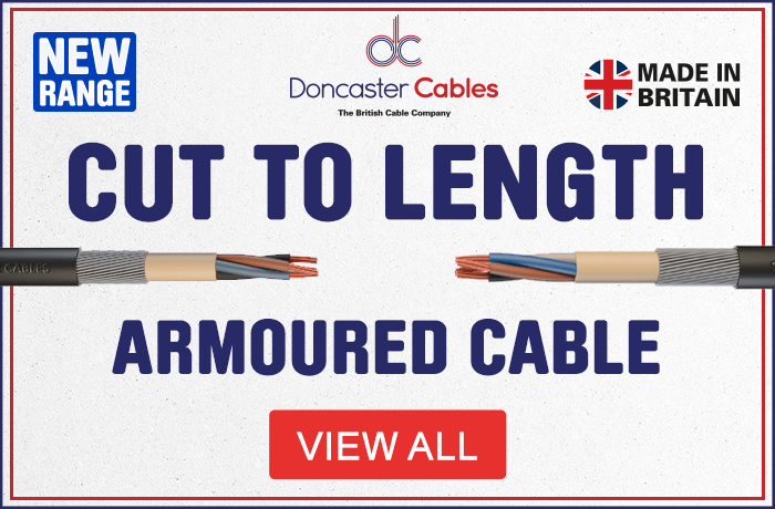 Cut to Length Armoured Cable. View All
