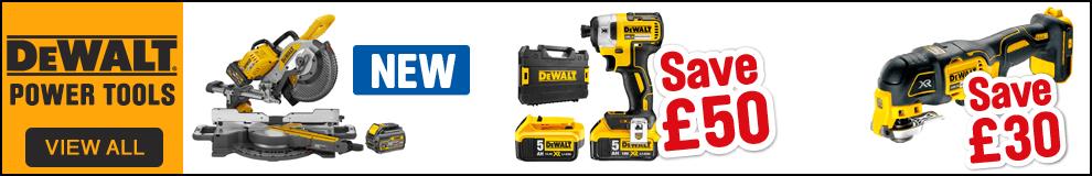 DeWalt Power Tools - View All