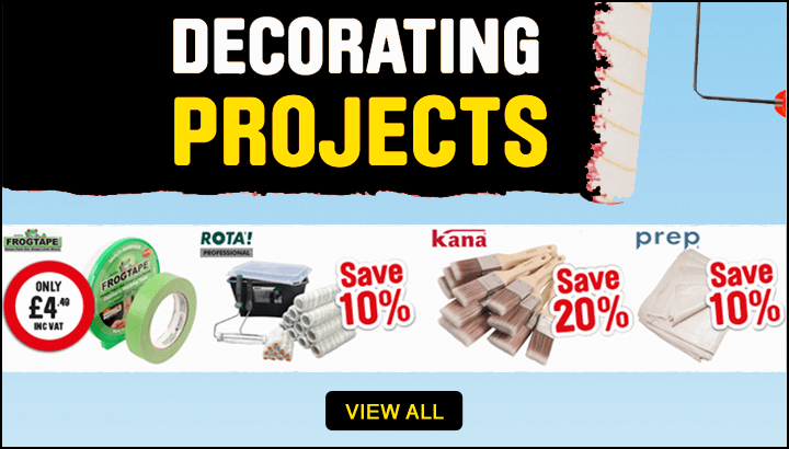 Decorating Essentials - View All