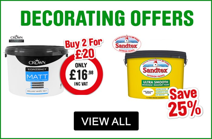 Decorating Offers - View All