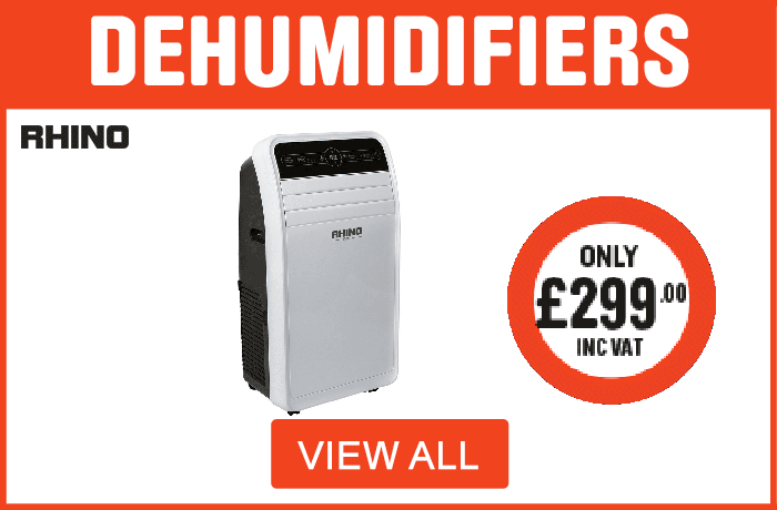 Dehumidifiers - View All