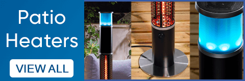 Patio Heaters - View All