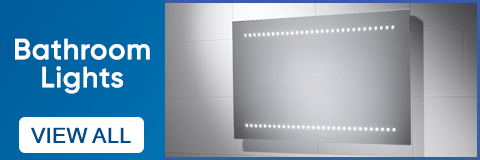 Bathroom Lights - View All