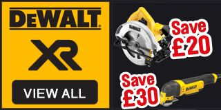DeWalt XR Power Tools - View All