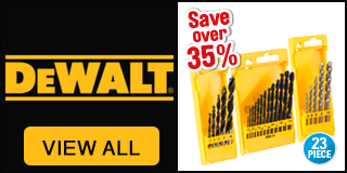DeWalt Accessories - View All